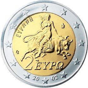 Euro el rapto de europa